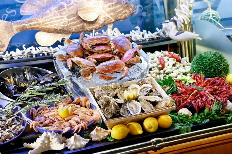 les grands buffets marisco buffet blog gastronomy louloulopez